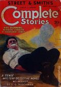 Street and Smith's Complete Stories (1932-1935 Street & Smith) Pulp 2nd Series Vol. 29 #2