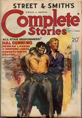 Street and Smith's Complete Stories (1932-1935 Street & Smith) Pulp 2nd Series Vol. 29 #3