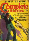 Street and Smith's Complete Stories (1932-1935 Street & Smith) Pulp 2nd Series Vol. 29 #4