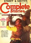 Street and Smith's Complete Stories (1932-1935 Street & Smith) Pulp 2nd Series Vol. 29 #5