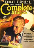 Street and Smith's Complete Stories (1932-1935 Street & Smith) Pulp 2nd Series Vol. 29 #6