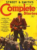 Street and Smith's Complete Stories (1932-1935 Street & Smith) Pulp 2nd Series Vol. 30 #2
