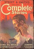 Street and Smith's Complete Stories (1932-1935 Street & Smith) Pulp 2nd Series Vol. 30 #4