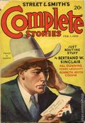 Street and Smith's Complete Stories (1932-1935 Street & Smith) Pulp 2nd Series Vol. 30 #5