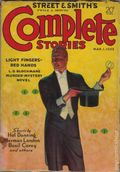 Street and Smith's Complete Stories (1932-1935 Street & Smith) Pulp 2nd Series Vol. 31 #1