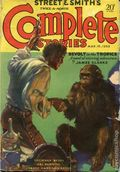 Street and Smith's Complete Stories (1932-1935 Street & Smith) Pulp 2nd Series Vol. 31 #2