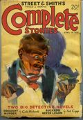 Street and Smith's Complete Stories (1932-1935 Street & Smith) Pulp 2nd Series Vol. 31 #4
