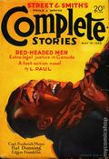 Street and Smith's Complete Stories (1932-1935 Street & Smith) Pulp 2nd Series Vol. 31 #6
