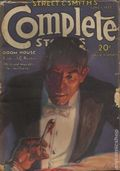 Street and Smith's Complete Stories (1932-1935 Street & Smith) Pulp 2nd Series Vol. 32 #1