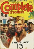 Street and Smith's Complete Stories (1932-1935 Street & Smith) Pulp 2nd Series Vol. 32 #2