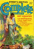 Street and Smith's Complete Stories (1932-1935 Street & Smith) Pulp 2nd Series Vol. 33 #2