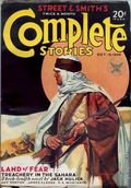 Street and Smith's Complete Stories (1932-1935 Street & Smith) Pulp 2nd Series Vol. 33 #4