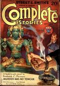 Street and Smith's Complete Stories (1932-1935 Street & Smith) Pulp 2nd Series Vol. 33 #5