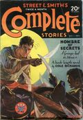 Street and Smith's Complete Stories (1932-1935 Street & Smith) Pulp 2nd Series Vol. 34 #1