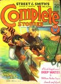 Street and Smith's Complete Stories (1932-1935 Street & Smith) Pulp 2nd Series Vol. 34 #2