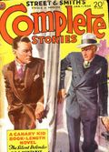 Street and Smith's Complete Stories (1932-1935 Street & Smith) Pulp 2nd Series Vol. 34 #3