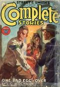 Street and Smith's Complete Stories (1932-1935 Street & Smith) Pulp 2nd Series Vol. 34 #4