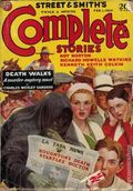 Street and Smith's Complete Stories (1932-1935 Street & Smith) Pulp 2nd Series Vol. 34 #5
