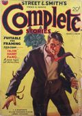 Street and Smith's Complete Stories (1932-1935 Street & Smith) Pulp 2nd Series Vol. 35 #1