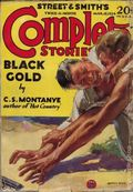 Street and Smith's Complete Stories (1932-1935 Street & Smith) Pulp 2nd Series Vol. 35 #2