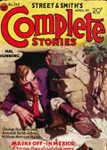 Street and Smith's Complete Stories (1932-1935 Street & Smith) Pulp 2nd Series Vol. 35 #4