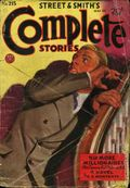 Street and Smith's Complete Stories (1932-1935 Street & Smith) Pulp 2nd Series Vol. 35 #5