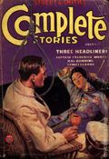 Street and Smith's Complete Stories (1932-1935 Street & Smith) Pulp 2nd Series Vol. 36 #1