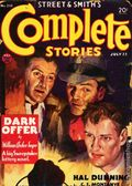 Street and Smith's Complete Stories (1932-1935 Street & Smith) Pulp 2nd Series Vol. 36 #2