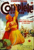 Street and Smith's Complete Stories (1932-1935 Street & Smith) Pulp 2nd Series Vol. 36 #4