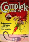 Street and Smith's Complete Stories (1932-1935 Street & Smith) Pulp 2nd Series Vol. 36 #5