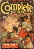 Street and Smith's Complete Stories (1932-1935 Street & Smith) Pulp 2nd Series Vol. 37 #1