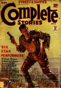 Street and Smith's Complete Stories (1932-1935 Street & Smith) Pulp 2nd Series Vol. 37 #2