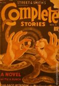 Street and Smith's Complete Stories (1932-1935 Street & Smith) Pulp 2nd Series Vol. 37 #3