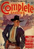 Street and Smith's Complete Stories (1932-1935 Street & Smith) Pulp 2nd Series Vol. 37 #5