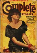 Street and Smith's Complete Stories (1932-1935 Street & Smith) Pulp 2nd Series Vol. 37 #6