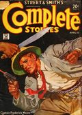Street and Smith's Complete Stories (1932-1935 Street & Smith) Pulp 2nd Series Vol. 38 #3
