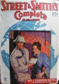 Street and Smith's Complete Magazine (1935-1936 Street & Smith) Pulp Vol. 38 #5
