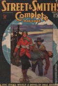 Street and Smith's Complete Magazine (1935-1936 Street & Smith) Pulp Vol. 39 #2