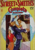 Street and Smith's Complete Magazine (1935-1936 Street & Smith) Pulp Vol. 39 #3