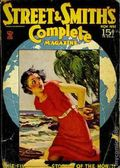 Street and Smith's Complete Magazine (1935-1936 Street & Smith) Pulp Vol. 39 #4
