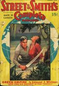 Street and Smith's Complete Magazine (1935-1936 Street & Smith) Pulp Vol. 39 #6