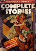 Complete Stories (1936-1937 Street & Smith) Pulp 2nd Series Vol. 40 #1