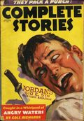 Complete Stories (1936-1937 Street & Smith) Pulp 2nd Series Vol. 40 #2