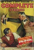 Complete Stories (1936-1937 Street & Smith) Pulp 2nd Series Vol. 40 #6