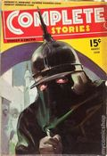 Complete Stories (1936-1937 Street & Smith) Pulp 2nd Series Vol. 41 #1