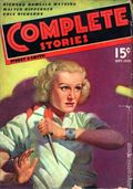 Complete Stories (1936-1937 Street & Smith) Pulp 2nd Series Vol. 41 #2