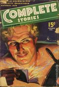 Complete Stories (1936-1937 Street & Smith) Pulp 2nd Series Vol. 41 #4