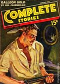 Complete Stories (1936-1937 Street & Smith) Pulp 2nd Series Vol. 42 #1