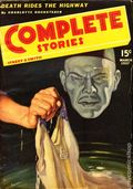Complete Stories (1936-1937 Street & Smith) Pulp 2nd Series Vol. 42 #2