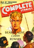 Complete Stories (1936-1937 Street & Smith) Pulp 2nd Series Vol. 42 #4